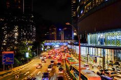 Skywalk Twin Towers to Bukit Bintang Kuala Lumpur, Towers, Landscape Photography, Twin, Travel, Voyage, Trips, Tours, Viajes