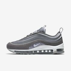 release date: fcf72 d33c1 Sneakers women - Nike Air Max 97 Ultra 17 LX grey Dad Sneakers, Grey  Sneakers
