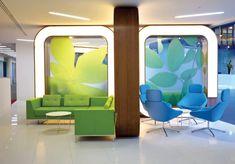 Quintiles Office Headquarters Interior Design | www.pinterest.com/seeyond