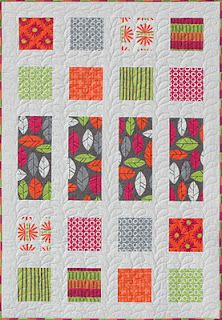 Modern Quilt Relish: Robert Kaufman Stockholm Fabric Giveaway