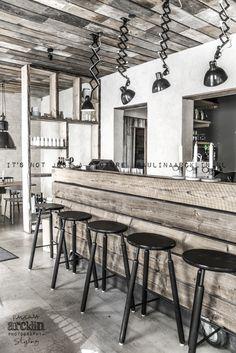 © Paulina Arcklin | HÖST restaurant in Copenhagen #diseño #interiores