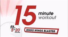 تناسب اندام با تمرین کردن روزانه 5 تا 20 دقیقه