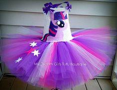 Princess Twilight Sparkle tutu dress MLP by MyDreamGirlsTutus