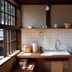 Cheap Home Decor .Cheap Home Decor Deco Design, Küchen Design, House Design, Design Ideas, Design Elements, Appartement Design, Japanese Kitchen, Asian Kitchen, Japanese Interior