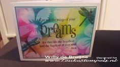 Leuke Stempels: Dreams....