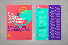 The Design Competition Survey & Conference | Bruce Mau Design