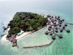Kepulauan Seribu, Jakarta, Indonesia.