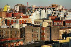 East Harlem aka Spanish Harlem or El Barrio… Nuyorican steez