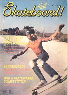 skate #skateboard #vintage skate magazine cover