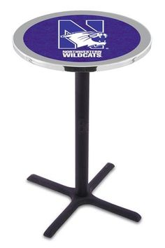 Northwestern University X-Base Bar Table🌸🦋🌻More Pins Like This At FOSTERGINGER @ Pinterest 🦋🌸🦋🌻
