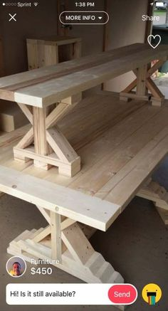 56+ Ideas Farmhouse Table Dimensions Woodworking Plans For 2019 #farmhouse