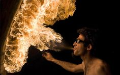23 Fire Breathing Moments Like Youve Never Seen Before Photo