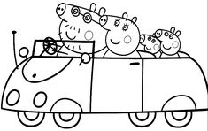 peppa pig coloring pages 03
