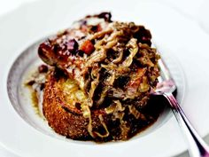 Braised Chicken with Apples and Calvados | Recipe | Braised Chicken ...