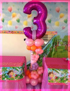 3rd birthday column