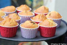 Muffins rhum raisins