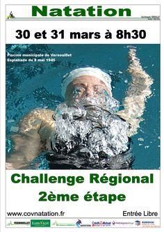 30/03/2013 Natation : Challenge régional