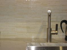 glass tile backsplash | Long Glass Tile Backsplash