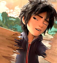 Animated gif shared by layla drakon. Find images and videos about gif, disney and big hero 6 on We Heart It - the app to get lost in what you love. Big Hero 6 2, Hiro Big Hero 6, Tadashi Hamada, Hiro Hamada, Arte Disney, Disney Pixar, Disney Characters, Cute Kids Halloween Costumes, Fanfiction Writer