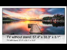 filme jocuri noutati: Sony KDL55W800C 55-Inch 1080p 3D Smart LED TV (201... Tv Without Stand, Sony, Led, Model, Scale Model, Pattern, Models, Modeling