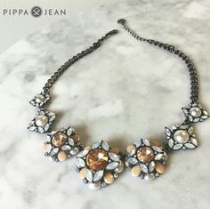 Statement Kette von Pippa&Jean Charmed, Bracelets, Jewelry, Fashion, Schmuck, Moda, Jewlery, Jewerly, Fashion Styles