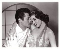 Forbidden (1953) - Joanne Dru, Tony Curtis