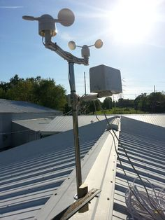 Picture of Raspberry Pi 2 Weather Station
