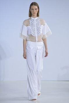 New York Fashion Week, SS '14, Philosophy By Natalie Ratabesi