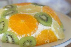 Hedelmä-Lotta on herkullinen ja raikas jälkiruoka - Inspirations Food N, Something Sweet, Sushi, Diy And Crafts, Pudding, Sweets, Baking, Fruit, Eat