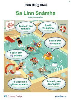 Irish Language Posters | Gaeilge