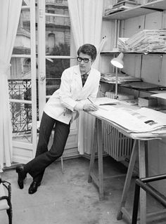 Pierre Berge On Life With LouLou De La Falaise and Yves Saint Laurent