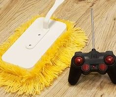 Take My Money - Remote Control Mop $29.00