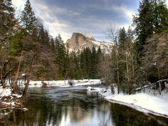 Images by Godfrey - Yosemite   Half Dome  imagesbygodfrey.com