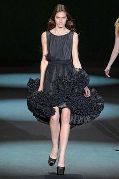 Christian Siriano Fall Collection 2011