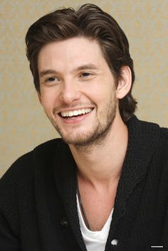 Ben Barnes (I don't know who this is but I like him)