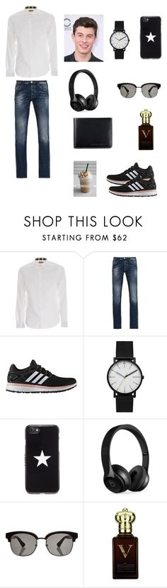 """# created by my small  brother 😊"" by rumaisa-hadia ❤ liked on Polyvore featuring Burberry, Armani Jeans, adidas, Skagen, Givenchy, Beats by Dr. Dre, Gucci, Clive Christian, Status Anxiety and men's fashion"