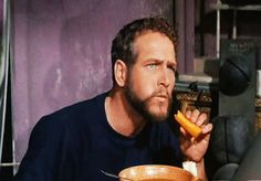"""15 Reasons Paul Newman Is The Man We All Want""-title edit. Oh, I'd be his cat on a hot tin roof."