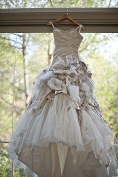 "ian stuart flowerbomb dress   Ian Stuarts stunning "" Flowerbomb "" designer wedding dress for ..."