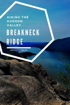 Hiking The Hudson River Valley: Breakneck Ridge
