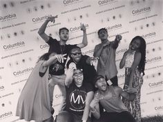 Squad goals #friends #columbia #CCC #ColumbiaChicago