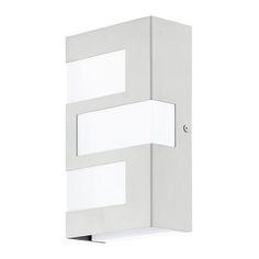 Eglo 94086 Ralora LED Outdoor Stainless Steel