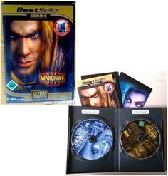WORLD OF WARCRAFT III: REIGN OF CHAOS + Expansion Set - version allemande