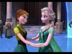 Frozen Uma Aventura Congelante Filme Completo Dublado ♥ Frozen em portug...