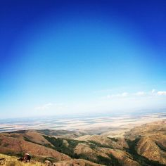 Kinport Peak, Pocatello, ID  The Great Western Plains