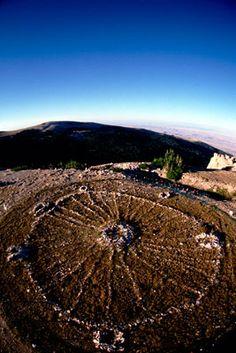 Bighorn Medicine Wheel. Photo courtesy of Courtney Milne.