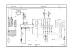 18+ 2012 Camry Electrical Wiring Diagram - Wiring Diagram - Wiringg.net Types Of Electrical Wiring, Electrical Wiring Diagram, Toyota Hiace, Toyota Prius, Trailer Light Wiring, Toyota Paseo, Motorcycle Wiring, Toyota Hybrid, Car Gauges