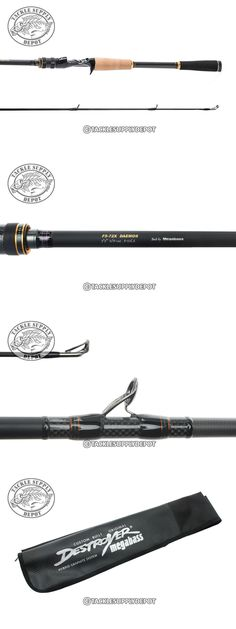 Casting Rods 36149: Megabass Destroyer Daemos 7Ft 2In Medium Casting Rod F5-72X -> BUY IT NOW ONLY: $399 on eBay! Casting Rod, Fishing Rods, It Cast, Medium, Ebay, Fishing Poles, Fishing, Medium Long Hairstyles