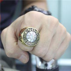 Custom 1972 Los Angeles Lakers Basketball World Championship Ring