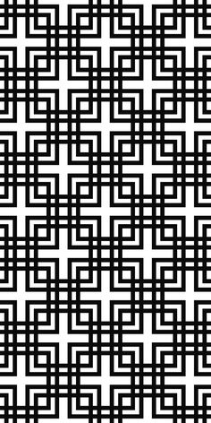 Vector grid patterns - black and white pattern background collection (EPS + JPG) Monochrome Pattern, Geometric Pattern Design, Geometry Pattern, Graphic Patterns, Geometric Designs, Geometric Art, Stencil Patterns, Stencil Designs, Vector Pattern