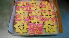 Sunshine cookies